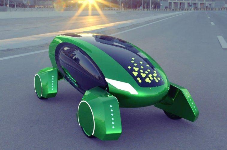Kar-go - Europas erstes autonomes Automobil mit fantastischem Design